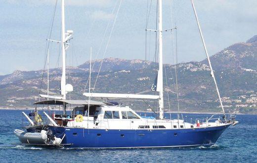 1986 Lancer Yachts Lancer 72