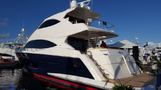 2016 Viking Yachts 75 Motor Yacht