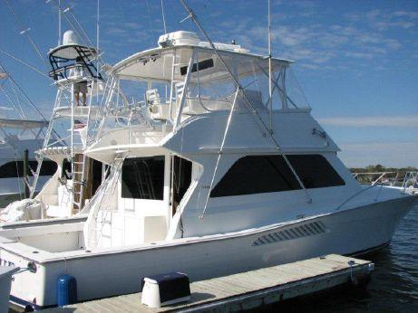 2001 Viking Yachts 50 Convertible