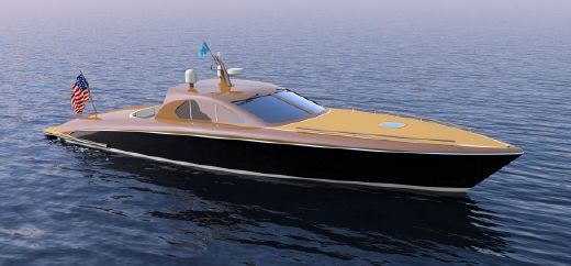 2017 Brooklin Boat Yard 60' Sport Boat