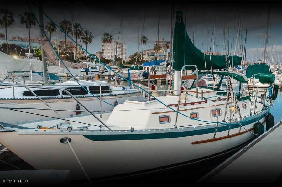Pacific Seacraft 31 Sailboat for sale in Long Beach