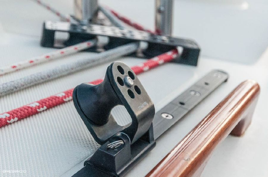 Pacific Seacraft 31 Sailboat Hardware