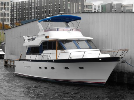 1988 Defever Pilothouse