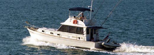 1996 American Marine Grand Banks Eastbay 40