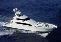 2009 Trinity Yachts Sport Fisherman