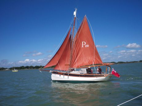 1989 Cornish Crabber Pilot Cutter 30