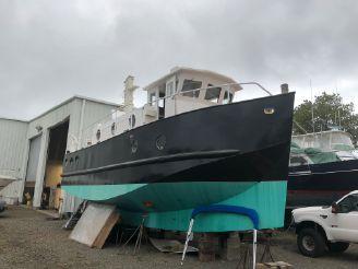 1990 Custom Trawler