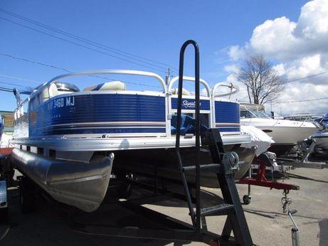 2012 Suntracker Fishin' Barge 20 DLX
