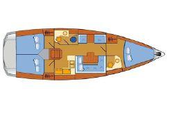 2013 Jeanneau Sun Odyssey 40.9