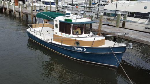 2011 Ranger Tugs 21 EC
