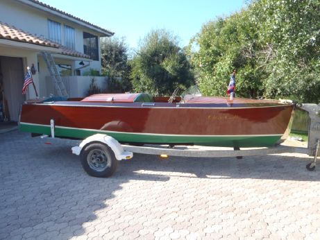 1931 Chris Craft Runabout