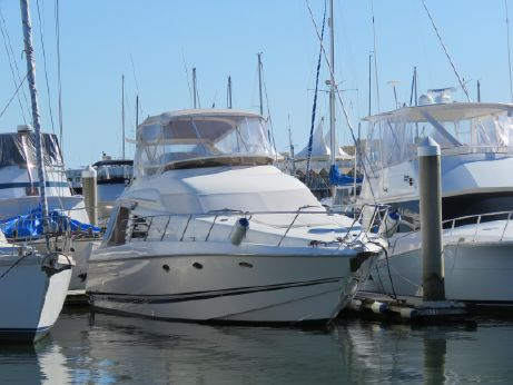 1997 Sunseeker Manhattan 48