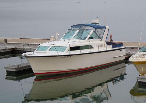 1971 Hatteras 31 Coastal Cruiser