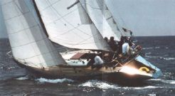 1980 Simeone One Tonner