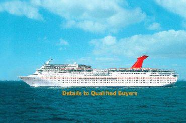 1990 Cruise Ship, 2000 Passenger - Stock No. S2152