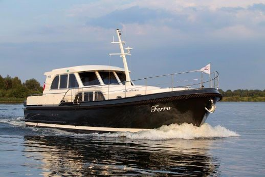 2017 Linssen Grand Sturdy 470 Sedan Wheelhouse