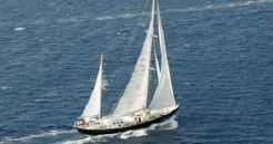 1949 Mega Sailing Yacht 33m Vintage Classic