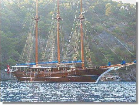 2005 Gulet Motorsailer Yacht