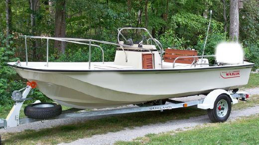 1994 Boston Whaler 17 Montauk