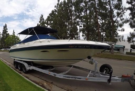 1989 Sea Ray 260 OV
