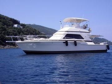 1993 Bertram Yacht 43' Convertible
