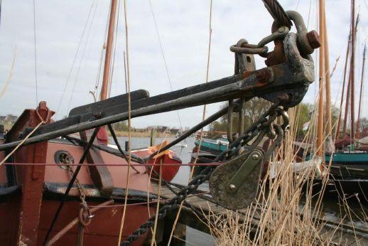 1927 Sailingship Boltjalk