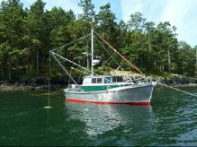 2011 Custom Timbercoast by Bartender Boats