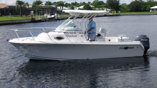 2005 Sailfish 218 WAC