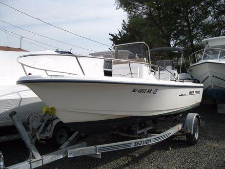 2000 Sea Hunt Triton 172 CC