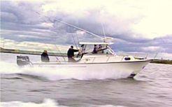 2005 C Hawk 26 Cuddy
