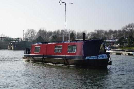 1988 Eggbridge Marina Narrowboat