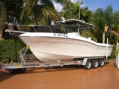 1990 Sportcraft Fish/master