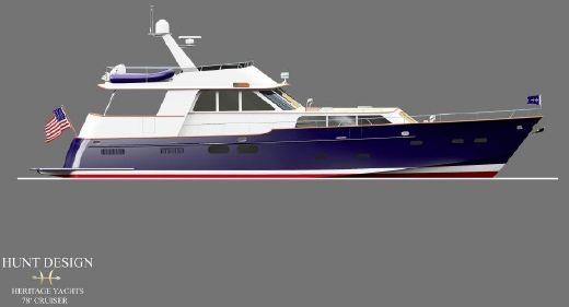 2018 Heritage Yacht Newport 78