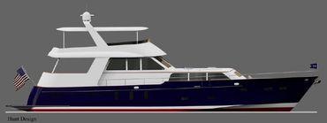 thumbnail photo 0: 2018 Heritage Yachts Newport 78