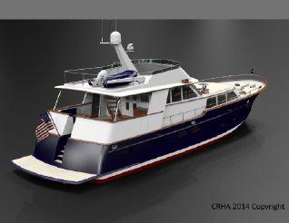 thumbnail photo 2: 2018 Heritage Yachts Newport 78