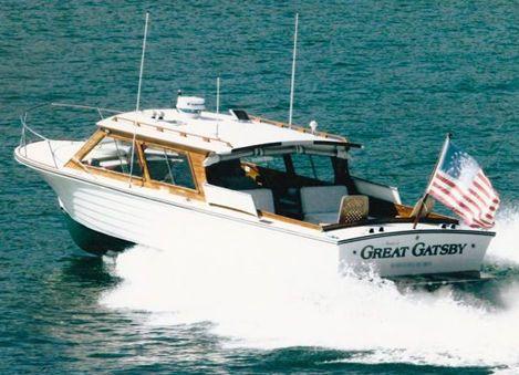 1995 Lyman 30 Daycruiser