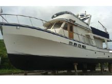 1990 King Yachts trawler 53