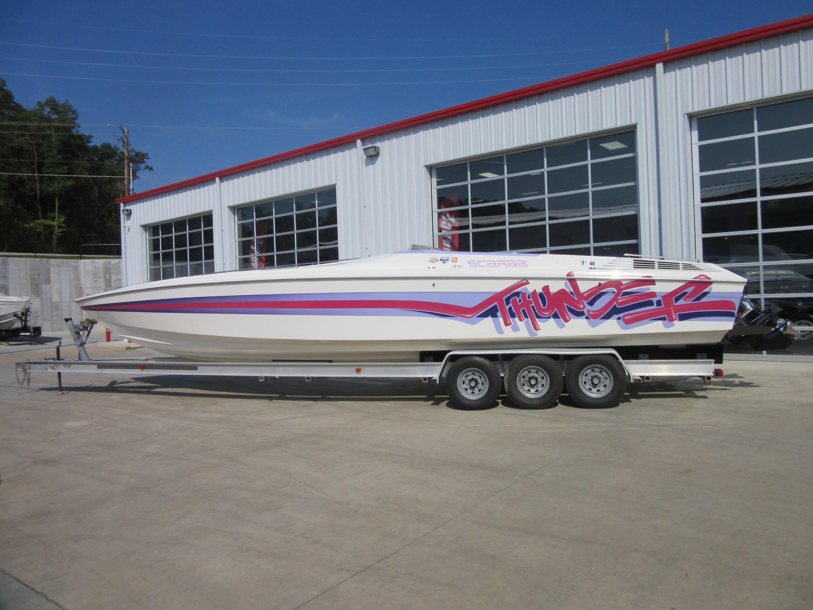 Osage Beach (MO) United States  City new picture : 1993 Wellcraft Scarab 38 Thunder Power Boat For Sale www.yachtworld ...
