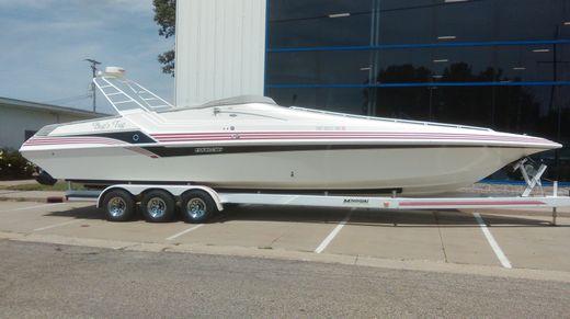 1992 Fountain 38 Sport Cruiser