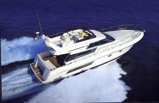 1999 Riva 54 Aquastar