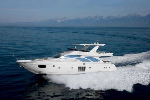 2011 Azimut 78 Hard Top Fly