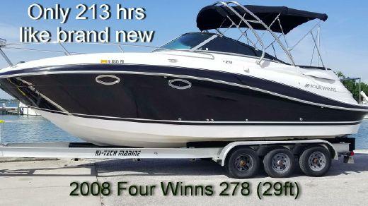 2008 Four Winns V278