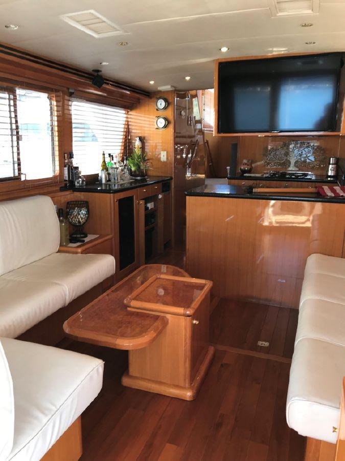 Jefferson 64 Pilothouse Yacht for sale