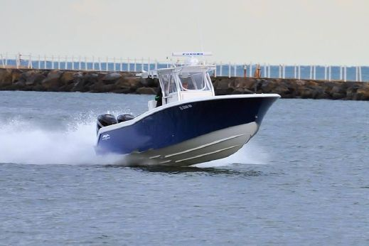 2007 Invincible Open Center Console