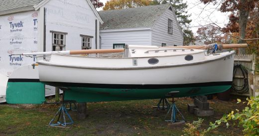 1976 Herreshoff Squadron Catboat