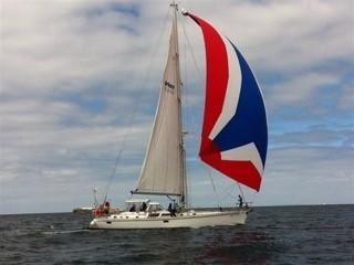 2004 Hylas 54 sailing yacht