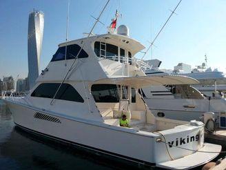 2008 Viking Yachts 64 Convertible