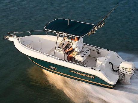 2002 Aquasport 205 Osprey