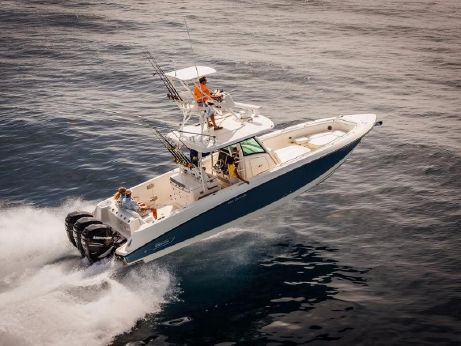 2018 Boston Whaler 350 Outrage