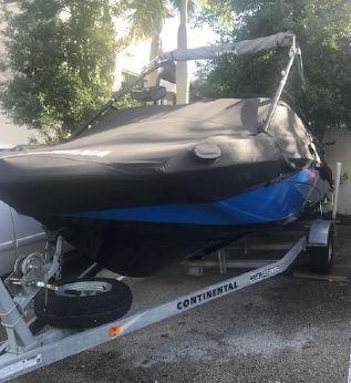 2014 Yamaha Boats AR 192 Turbo Ski Boat